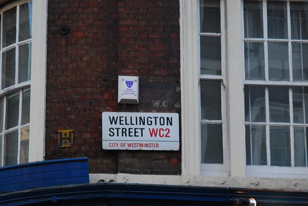 Wellington Street WC2