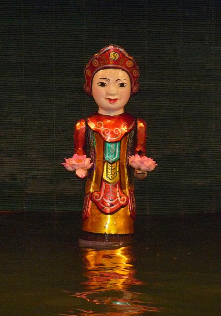 Water Puppet Show #5