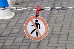 Dancing the Hokey-Cokey is not allowed