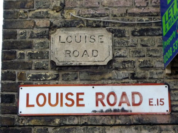 Louise Road E15
