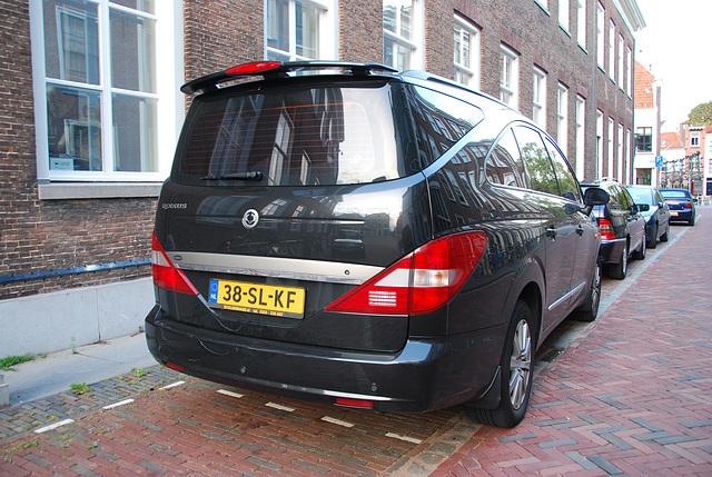 Rare car: 2006 Ssang Yong Rodius