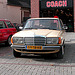 Oldtimer day in Emmen: Mercedes-Benz W123s