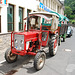 A weekend in the Eifel (Germany): Tractor