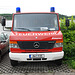 A weekend in the Eifel (Germany): Fire truck of Jammelshofen