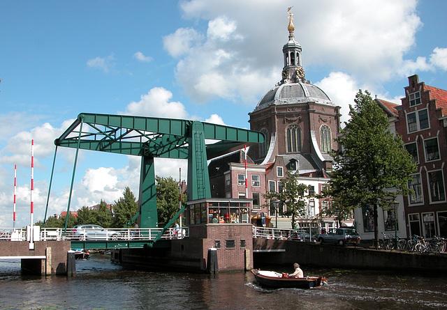 Mare Bridge in Leiden