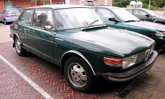 1972 Saab 99 TS