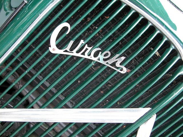 Oldtimer day in Emmen: Citroën Traction Avant