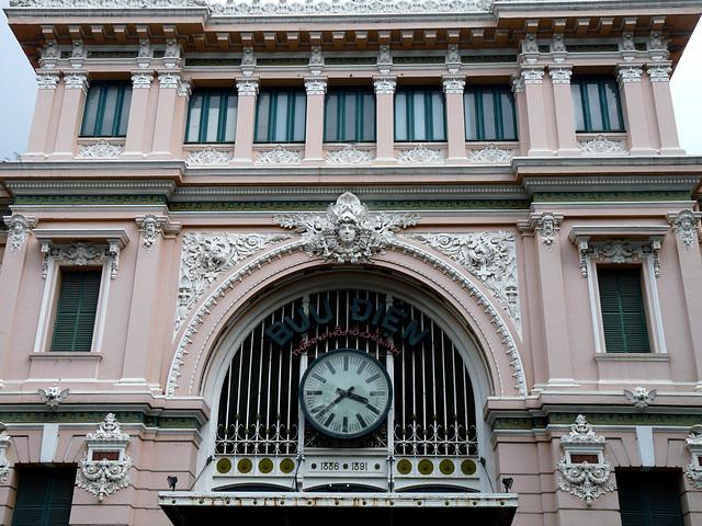 Post Office- Art Nouveau Facade