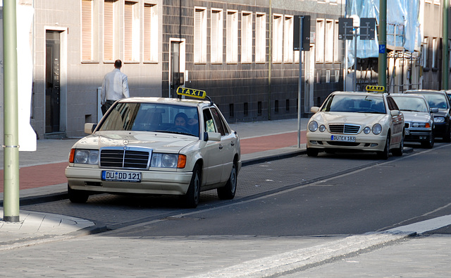 German taxis