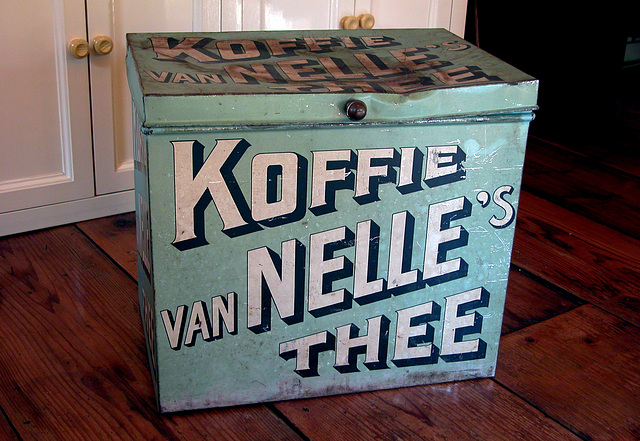Old products: Van Nelle's Coffee and Tea