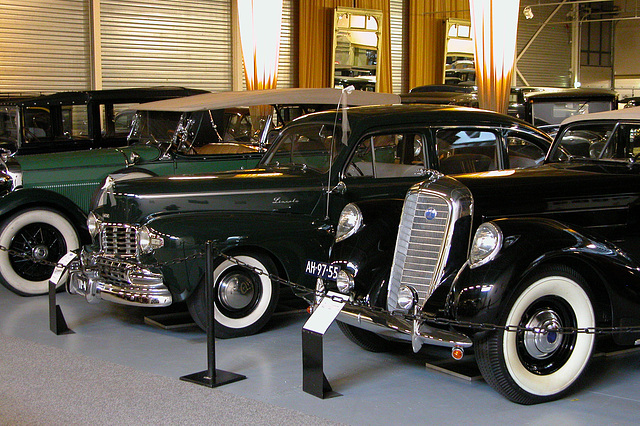 Ford museum: Lincolns