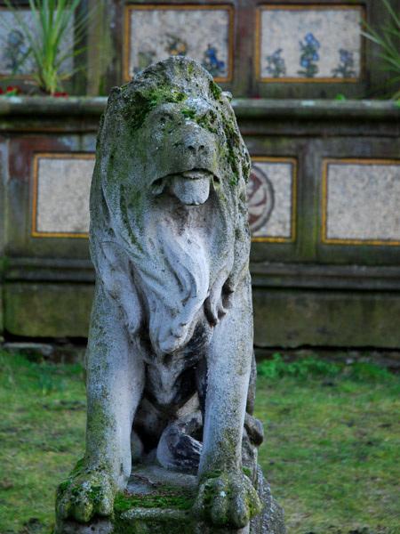 Burdett-Coutts lion