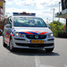 2008 Volkswagen Touran Police