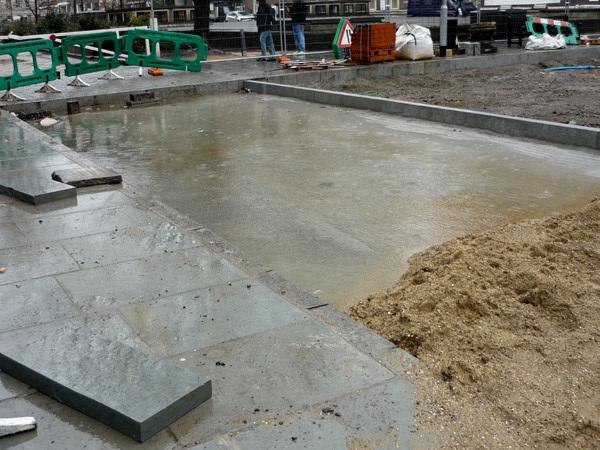London's newest beach?