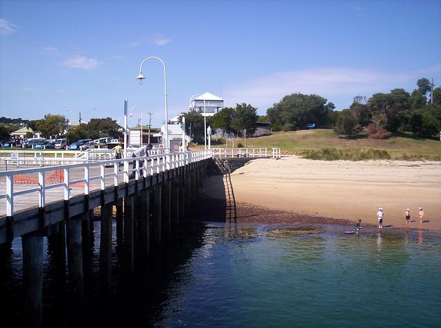 San Remo pier