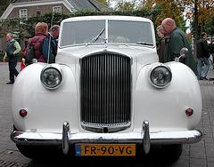 Oldtimer day in Emmen: 1964 Vanden Plas Princess Limousine