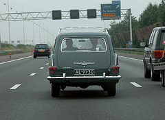 Holiday day one: 1962 Opel 1700 Caravan