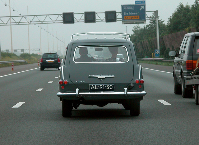 Holiday day one: 1962 Opel 1700 Caravan