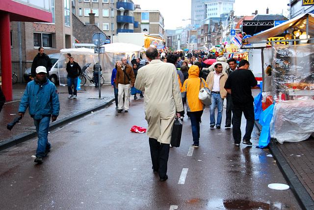 Leiden's Relief festivities 2008