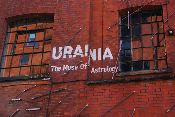 Urania the Muse of Astrology