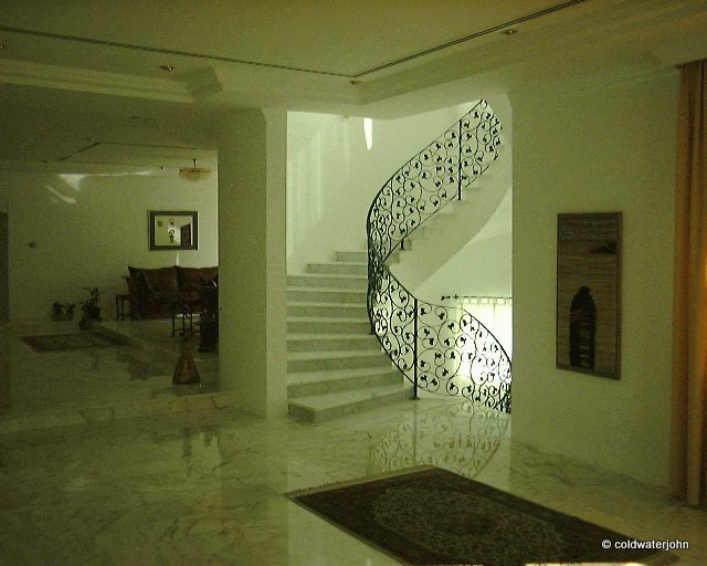 Art Deco Qurtoba Kuwait home late 1990s