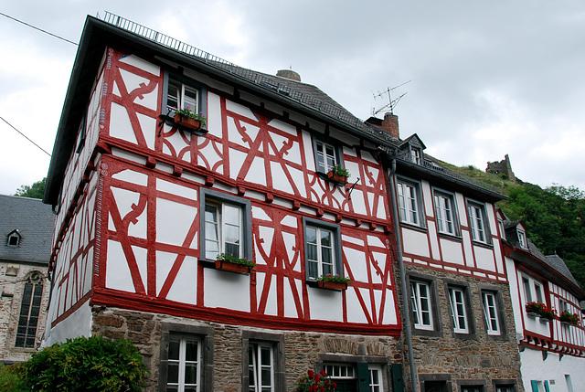 A weekend in the Eifel (Germany): Monreal