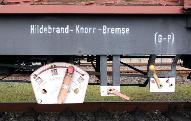 Hildebrand-Knorr Brake