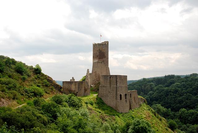 A weekend in the Eifel (Germany): Löwenburg at Monreal
