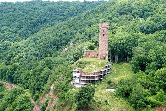 A weekend in the Eifel (Germany): Philipsburg
