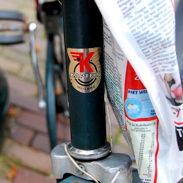Kaptein Atlanta 22 bicycle