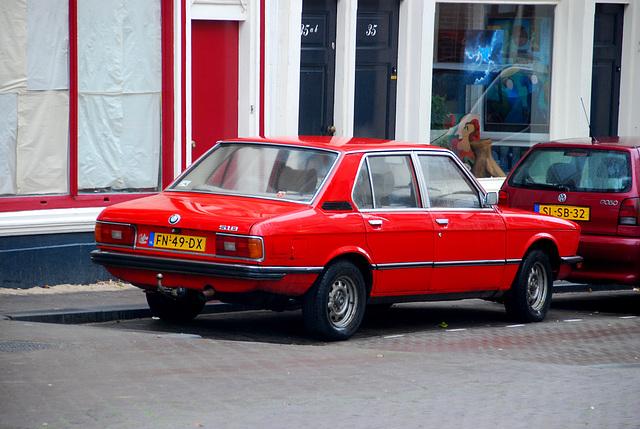 1979 BMW 518
