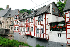 A weekend in the Eifel (Germany): Monreal
