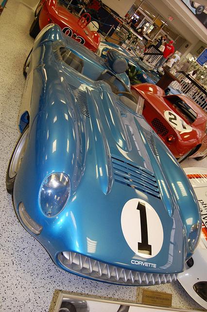 1957 SS Corvette