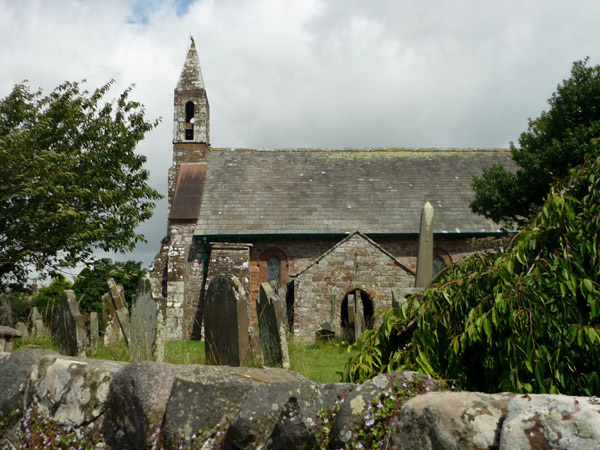 Bowness church