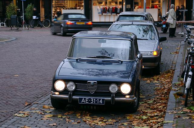1969 Alfa Romeo 1750 Berlina