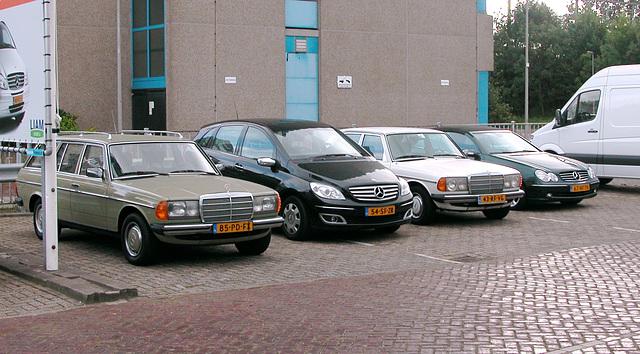 1983 Mercedes-Benz 200 T