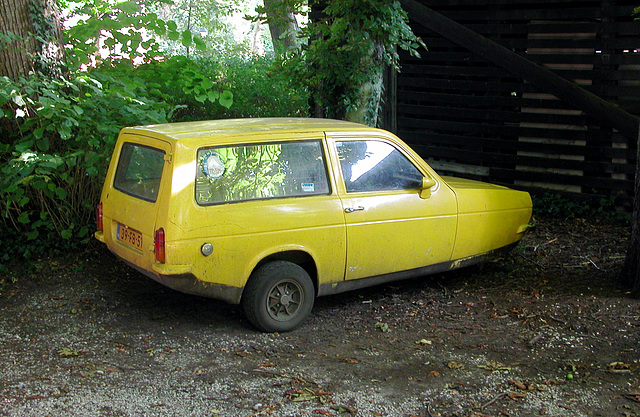 1978 Reliant Robin 850 Van