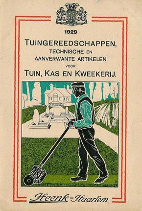 Catalogue cover of Heenk IJzerwaren