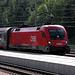 Holiday day 2: Locomotives of the Austrian Railways