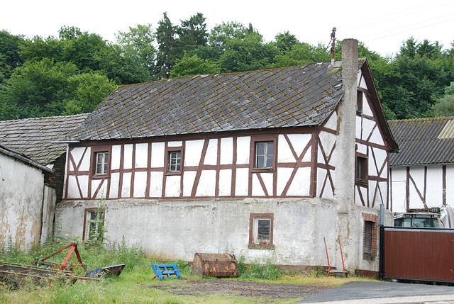 A weekend in the Eifel (Germany): Jamelshofen