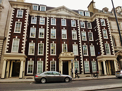 schomberg house, pall mall, london