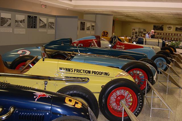 Racer Row