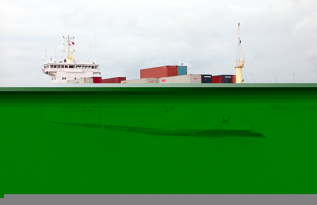Containership Barbara