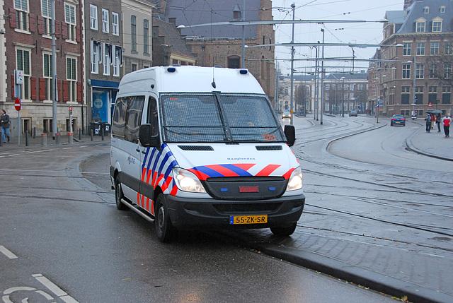 2008 Mercedes-Benz 315 CDI – Police version