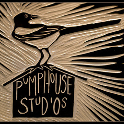 Julia Abbott Janeway: Pumphouse Studios