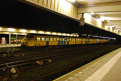 511 at Leiden Central Station
