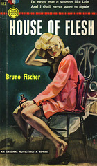 Bruno Fischer - House of Flesh (2nd printing)