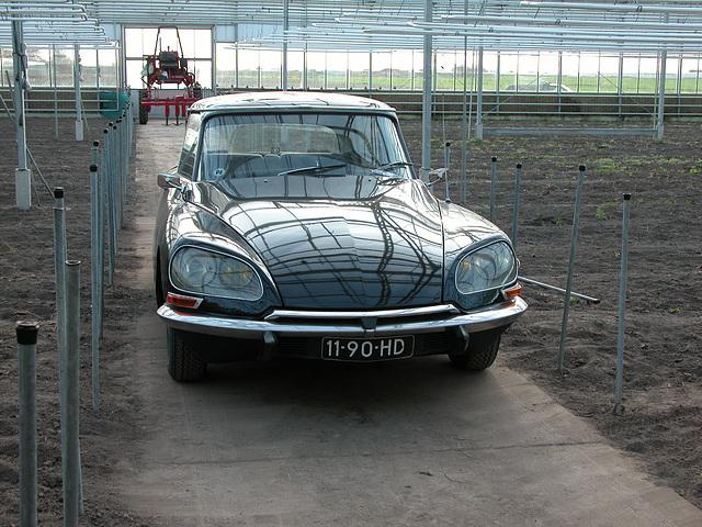 1968 Citroen ID 19 B