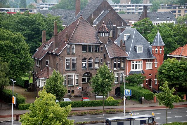 House on the Rijnsburgerweg