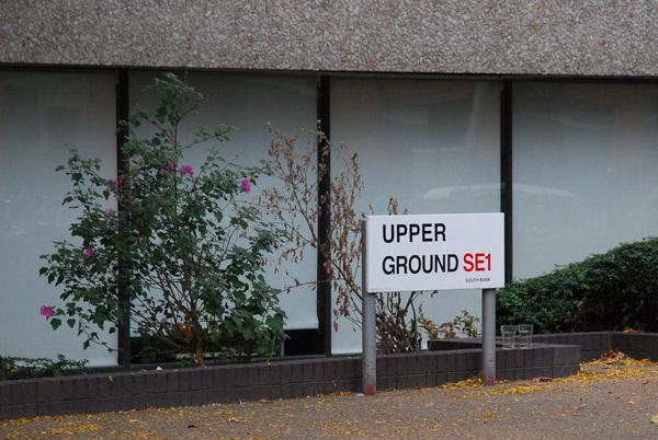 Upper Ground SE1